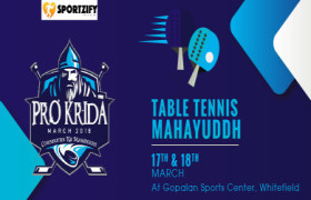 Table Tennis Mahayudh (PRO-KRIDA)