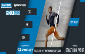 Decathlon India Run - Padur (Chennai)