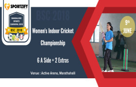 Women's Cricket Championship - BSC2018
