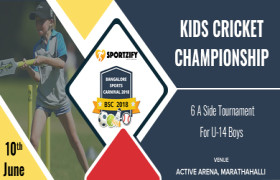 Kids Cricket Championship - BSC2018