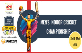 CSC Indoor Cricket Championship
