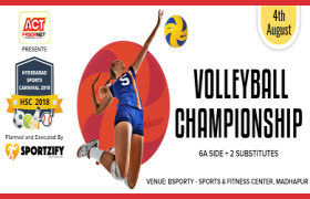 HSC Volleyball Championship