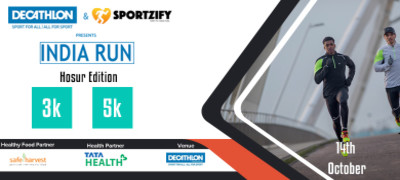 Decathlon India Run - HOSUR
