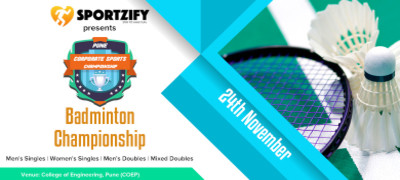 Pune Corporate Badminton Championship