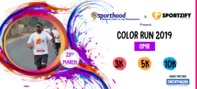 Color Run 2019 ( OMR )