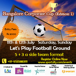 Bangalore Corporate Cup