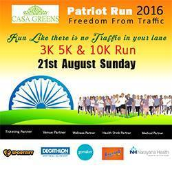 Patriot Run 2016 by Casagreens