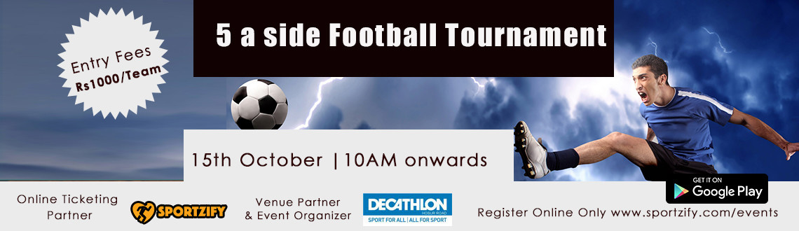 5 a Side Football Tournament