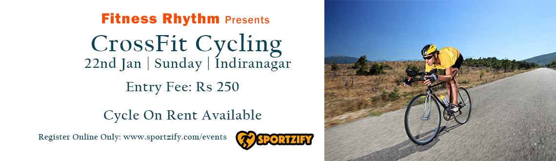 Cross Fit Cycling Event