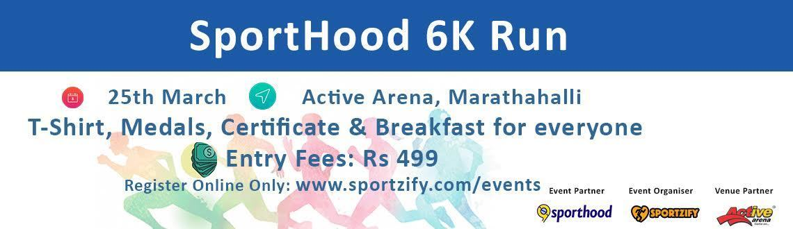SportHood 6K Run