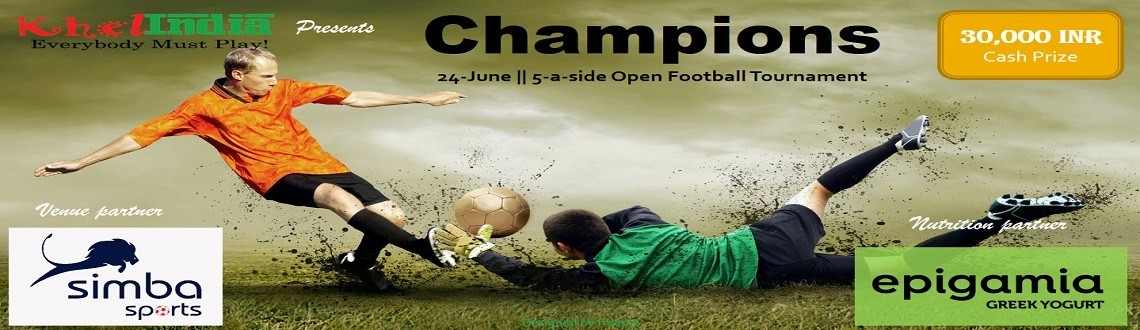 Champions Football Tournament