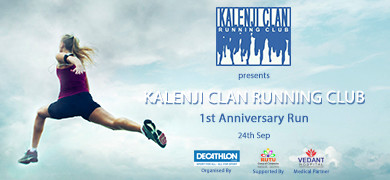 Kalenji Clan Running Club - 1st Anniversary Run