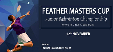 FEATHER MASTERS CUP - SEASON 01