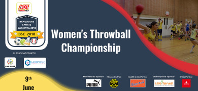 Women's Throwball Championship - BSC2018