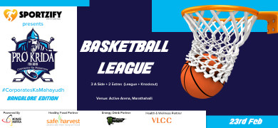 ProKrida Bangalore Basketball League