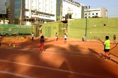 Approach Tennis Academy